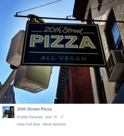 20th Street Pizza
